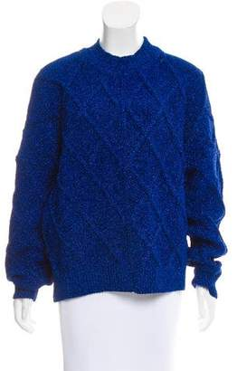 Isabel Marant Oversize Metallic Sweater