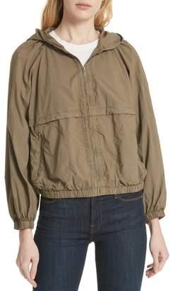 Rebecca Taylor Parachute Cotton Jacket