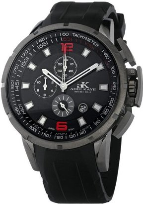 Adee Kaye クロノグラフak9000-mipb Chronograph for Him Design Highlight