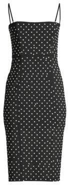 Misha Collection Evangeline Midi Dress