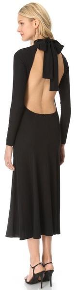 Zimmermann Backless Maxi Dress