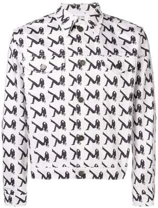 Calvin Klein Jeans Est. 1978 Mini Brooke denim jacket