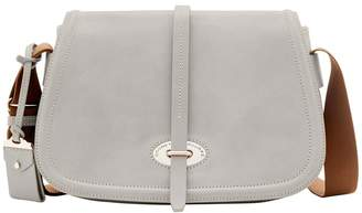 Dooney & Bourke Florentine Toscana Saddle Bag