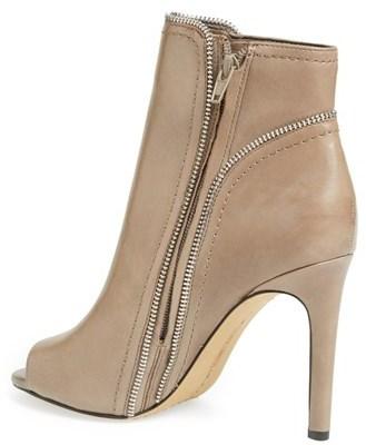 Vince Camuto 'Klayton' Peep Toe Bootie (Women)