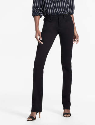 Lucky Brand EASY RIDER RELAXED BOOTCUT JEAN IN BLACK AMBER