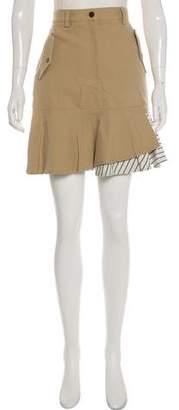 Nicole Miller Casual Knee-Length Skirt w/ Tags