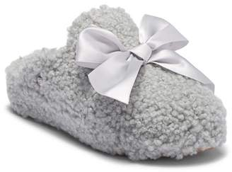 UGG Genuine Shearling Addison Bow Slipper