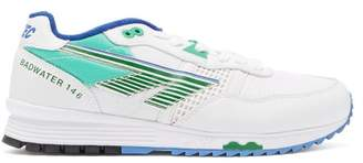 Hi Tec Hts74 Hi-tec Hts74 - Badwater 146 Abc Trainers - Womens - Green White