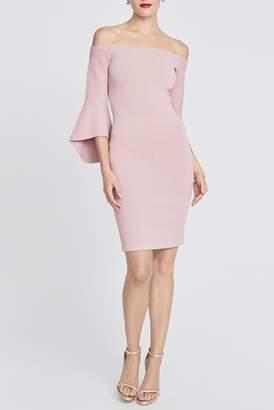 Rachel Roy Off the Shoulder Sweater Dress