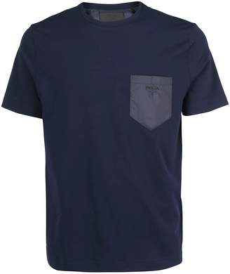 Prada Pocket Motif T-Shirt