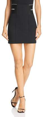 Alexander Wang alexanderwang.t Stretch Suiting Mini Skirt