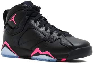 Nike Jordan Kids Jordan 7 Retro Gg Black/HyperPink/Hyper Pink Basketball Shoe Kids US