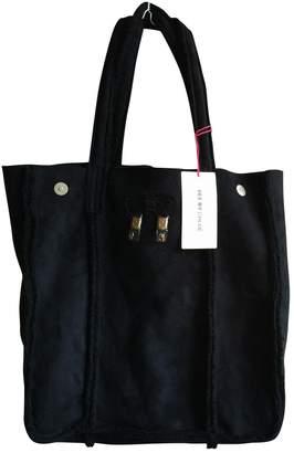 See By Chloe Black Suede Handbag