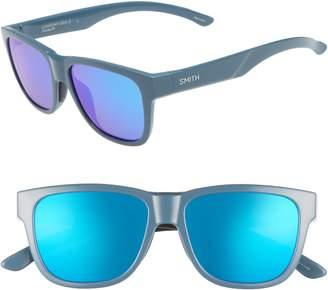 96cea211b3 Smith Lowdown Slim 2 53mm ChromaPop(TM) Polarized Square Sunglasses