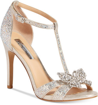 INC International Concepts Rissaa Embellished Butterfly Detail Evening Sandals, Only at Macy's $119.50 thestylecure.com