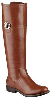 Tommy Hilfiger Silvana2 Riding Boots $129 thestylecure.com