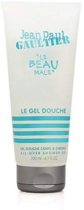 Jean Paul Gaultier Le Beau Male by for Men 6.7 oz All-Over Shower Gel
