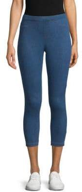 Hue Original Denim Capri Leggings