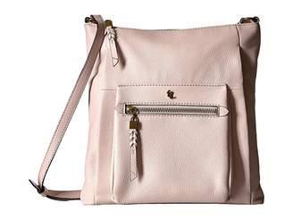 Elliott Lucca Gwen Flat Crossbody Cross Body Handbags