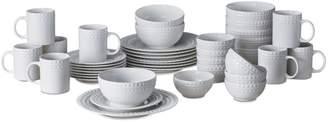 Mikasa Dots 40-Piece Dinnerware Set