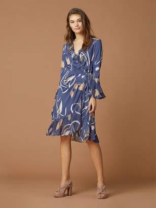 Diane von Furstenberg Carli Wrap Dress