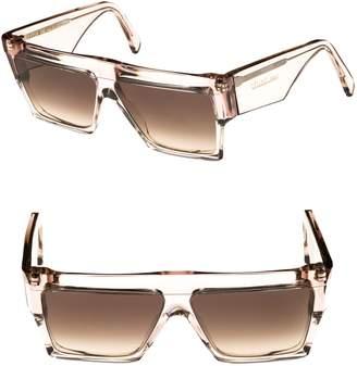 Celine 60mm Flat Top Sunglasses