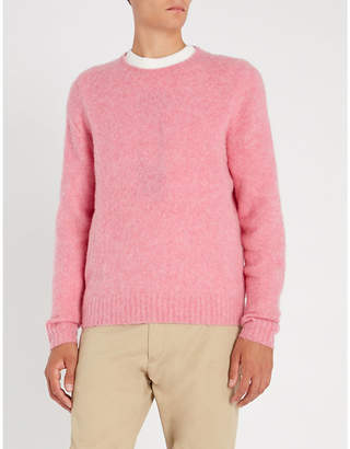 Polo Ralph Lauren Long-sleeve wool and cashmere jumper