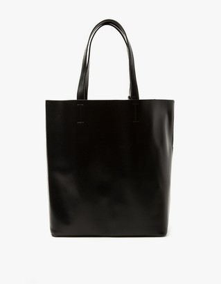 Double Pocket Tote in Black $78 thestylecure.com
