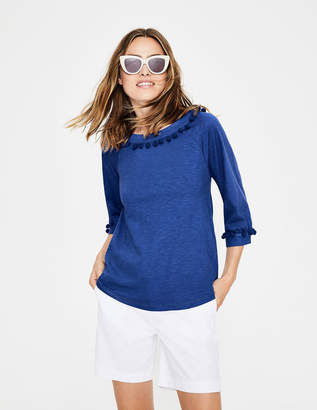 Boden Rosemary Jersey Top