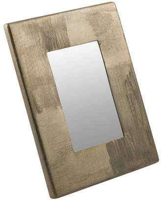 Light Gold Suede Charlton Aluminium Photo Frame Frame