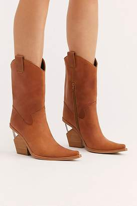 Jeffrey Campbell Tahoe Western Boot