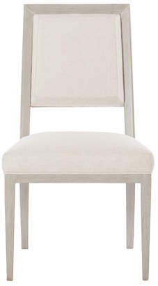 Bernhardt Axiom Upholstered Dining Side Chairs (Pair)