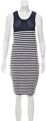 Rag & Bone Stripe Sleeveless Dress