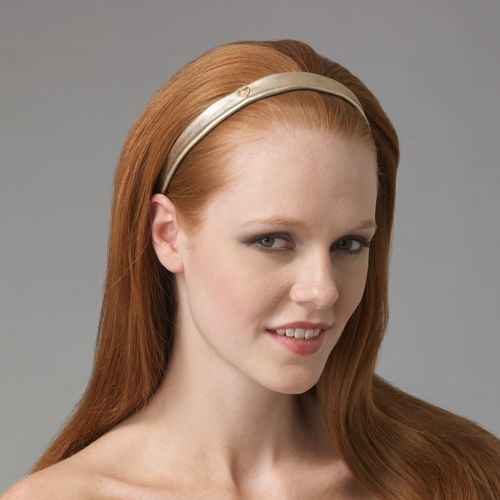Juicy Couture Stretchy Leather Headband