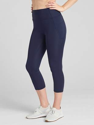 Gap GFast High Rise Capris in Sculpt Revolution