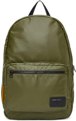 Diesel Green F-Discover Backpack