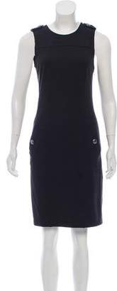 Burberry Sleeveless Knit Dress