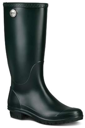 UGG Women's Shelby Matte Round Toe Rain Boots