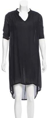 Ulla Johnson Midi Short Sleeve Dress