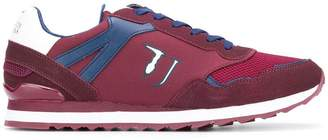 Trussardi Jeans lace-up sneakers