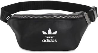 adidas (アディダス) - ADIDAS ORIGINALS フェイクレザー ウェストバッグ