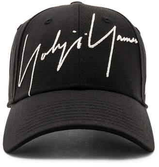 Yohji Yamamoto x New Era Logo Hat