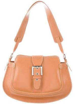 Tod's Leather Hobo Bag