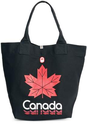 Canadian Olympic Team Collection Canada Canvas Tote