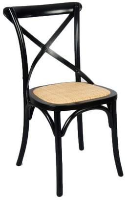 Bella Cross Back Dining Chair
