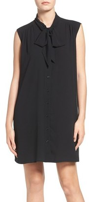 Women's French Connection Bow Shift Dress $148 thestylecure.com