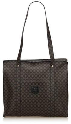 Celine Vintage Macadam Tote Bag