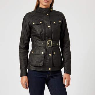 Barbour International Women's International Anglesey Wax Jacket