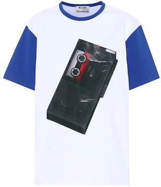 Acne Studios Nite cotton T-shirt