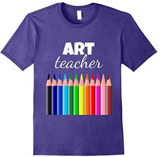 Art Teacher Colored Pencil shirt